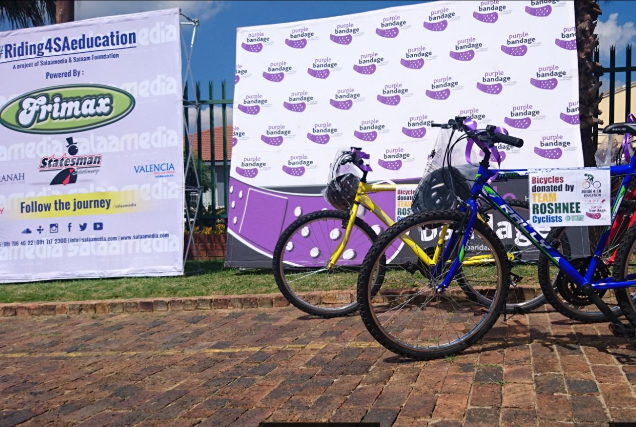 Read more about the article Ride4Education Roshnee Leg