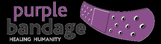 Purple Bandage
